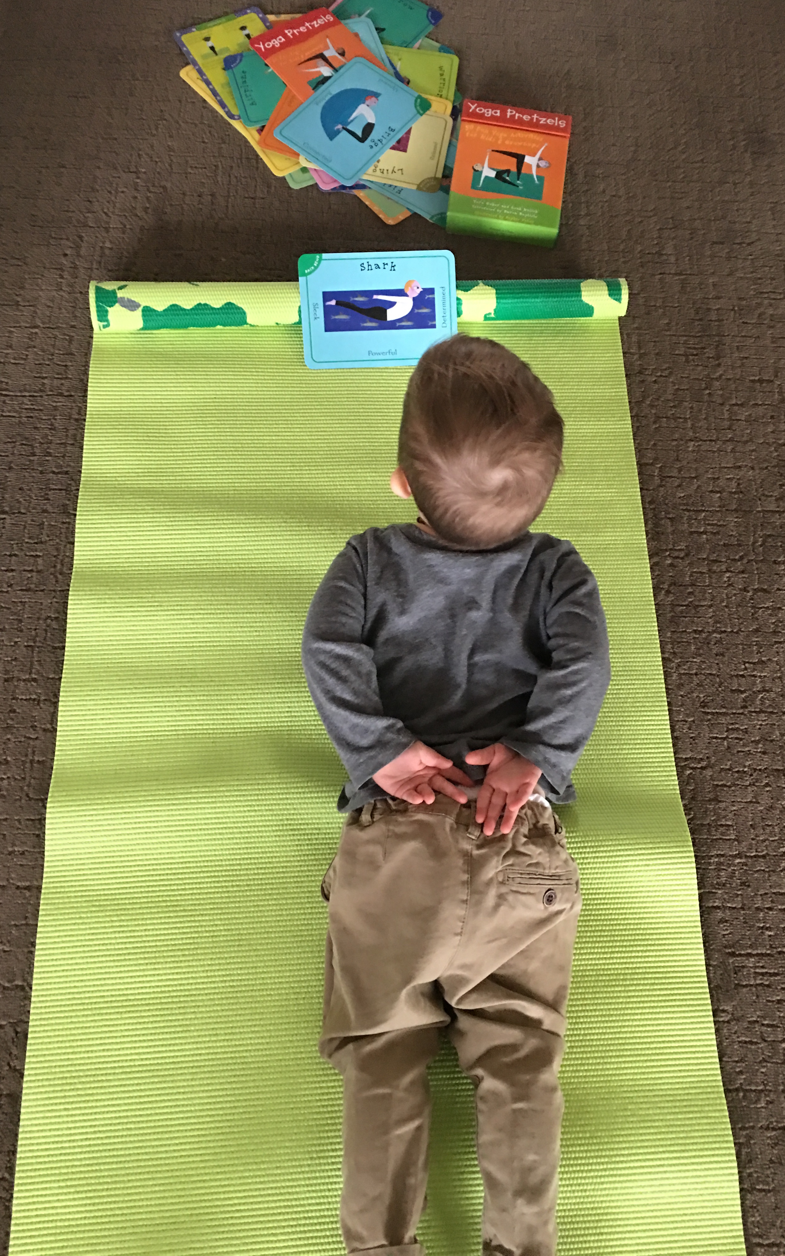 kids Yoga at home